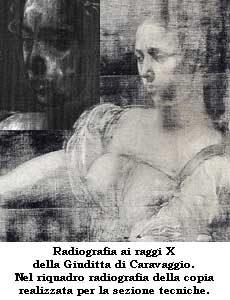 Studio degli impasti ai raggi x